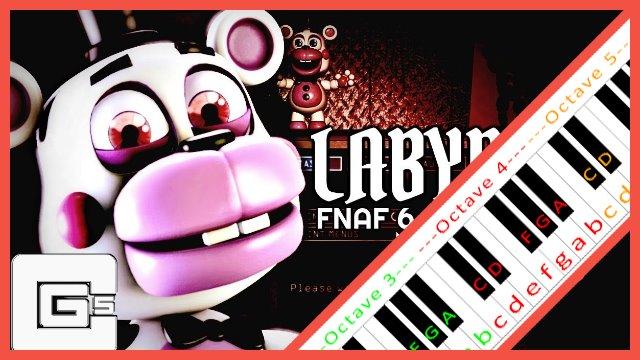 Fnaf keyboard