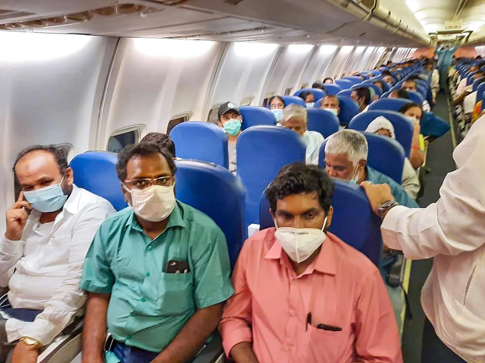 मिशन वंदे भारत: बीते 24 घंटे में 800 से ज्यादा भारतीयों की हुई वतन वापसी