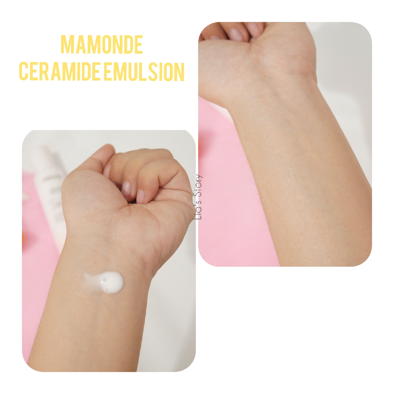 review-ceramide-emulsion-tekstur