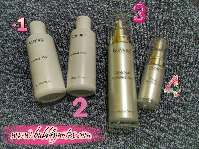 Tolak Tepi Segala Skincare Kerana Rozanné (6)