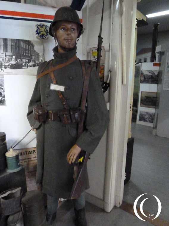 Dutch Uniform used in World War Two