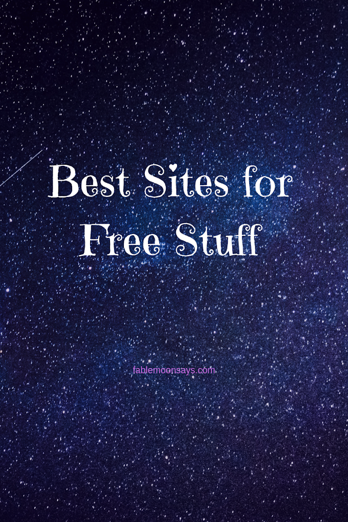 Best Sites for Free Stuff