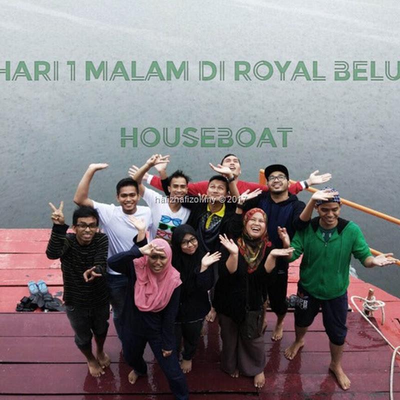 Pengalaman 2 Hari 1 Malam di Royal Belum Houseboat