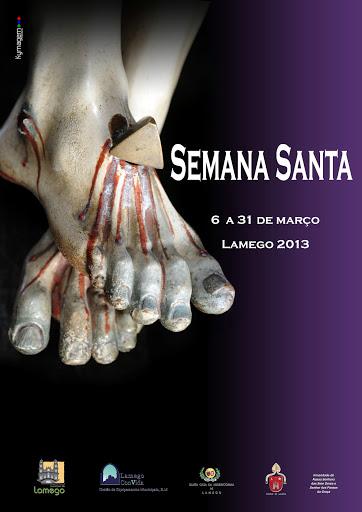 Semana Santa de Lamego – 6 a 31 de março de 2013