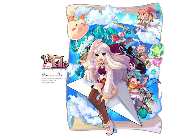 Ngắm các nhân vật cute trong Latale - Ảnh 8