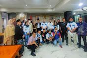 Bertemu Silahturahmi dengan PPWI, Ketua DPD-RI La Nyalla Mattalitti Ceritakan Pengalaman Hidupnya