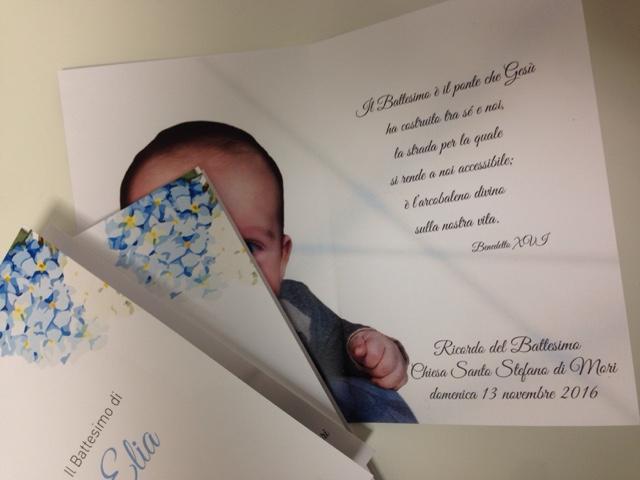 Amato Biglietti Auguri Battesimi | Marta Paper Design FT12
