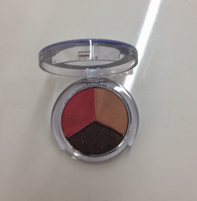 Pur Minerals Perfect Fit Eye Shadow Matchmaker Swatches