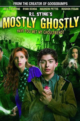 Mostly Ghostly: Have You Met My Ghoulfriend? (2014) BluRay 720p HD Watch Online, Download Full Movie For Free