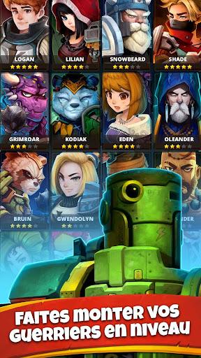 Télécharger Battle Bouncers - RPG Fantastique Casse Brique mod apk screenshots 4