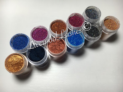 liverpoollashes liverpool lashes lecente autumn winter 2016 new releases ocean rainbow mars orbit stellar boysenberry blossom orange caramel pewter blossom true blue holographic glitter