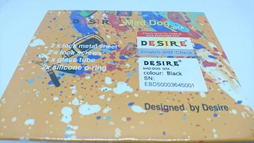 DSC 6481 thumb%255B2%255D - 【RTA/GTA】Encom「Desire Mad Dog GTA 25mm」(エンコムデザイア・マッドドッグGTA)レビュー。クラウドチェイサー向け爆煙製造タンク【爆煙/電子タバコ】
