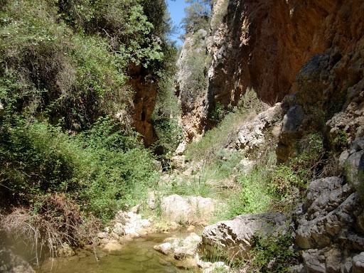 Barranco Palomarejas PR-CV 124.4