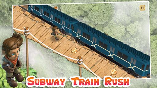 Subway Train Rush 2015