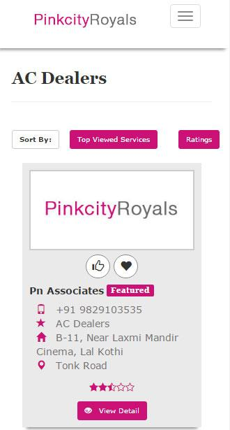 Pinkcity Royals- screenshot