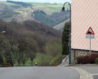 The climb to Putscheid