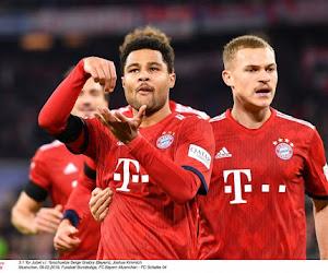 """Serge Gnabry : """"Liverpool est favori mais nous sommes le Bayern"""""""