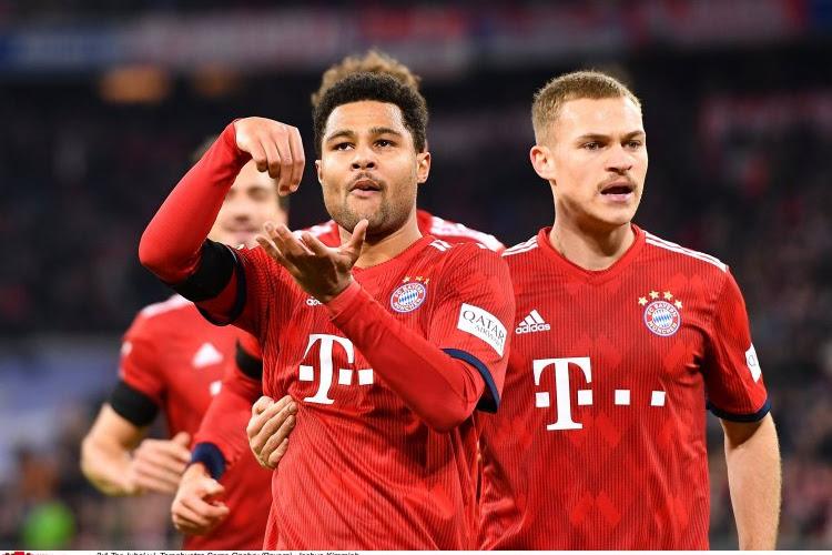 🎥 Le Bayern et Serge Gnabry, amoureux de Londres