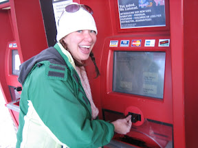 automated lift ticket booths never made anyone so happy