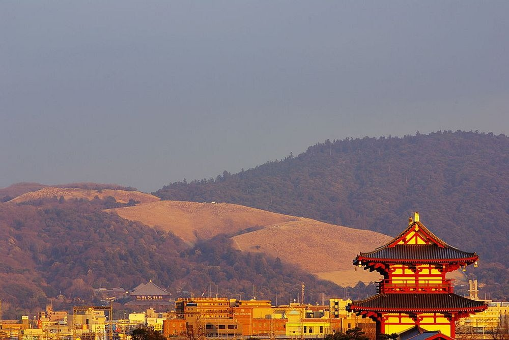 Wakakusa Yamayaki: O festival da montanha em chamas