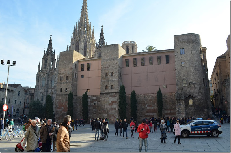Week end in Barcelona