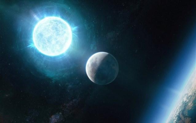 Εντοπίστηκε ο μικρότερος λευκός νάνος στο Σύμπαν
