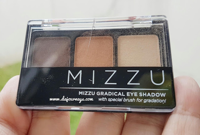 Mizzu Gradical Eye Shadow #08 Coral Sand