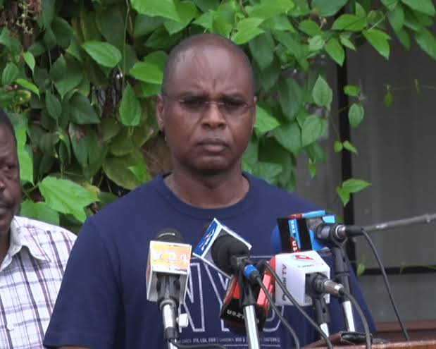 Kilifi Governor Amason Kingi talks of Team Embrace