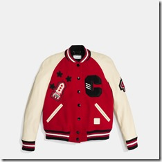 COACH Classic Varsity Jacket 57016_625GBP - uk.coach.com - red