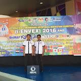 Sesi pembentangan SAG3D Di i-ENVEX 2016