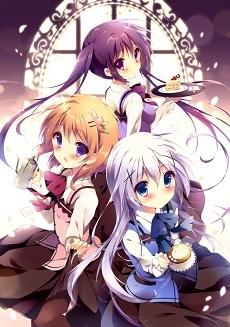 Gochuumon wa Usagi Desu ka? - Is the Order a Rabbit? | GochiUsa [BD]