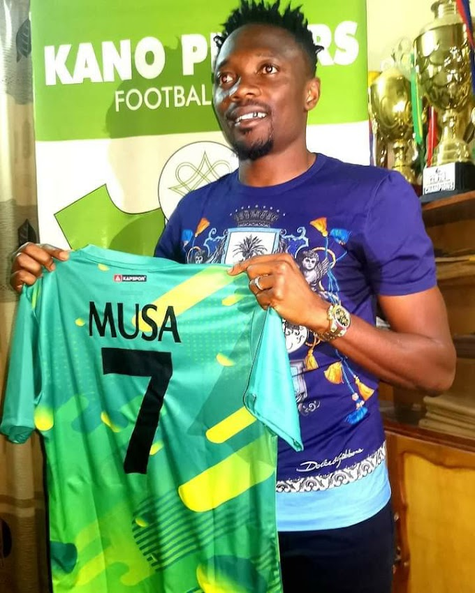 NPFL chairman Shehu Dikko reveals that Super Eagles captain, Ahmed Musa turned down salary talks and will play for Kano Pillars for free