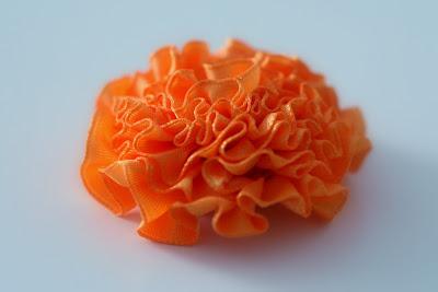 Oranssi ryppykukka