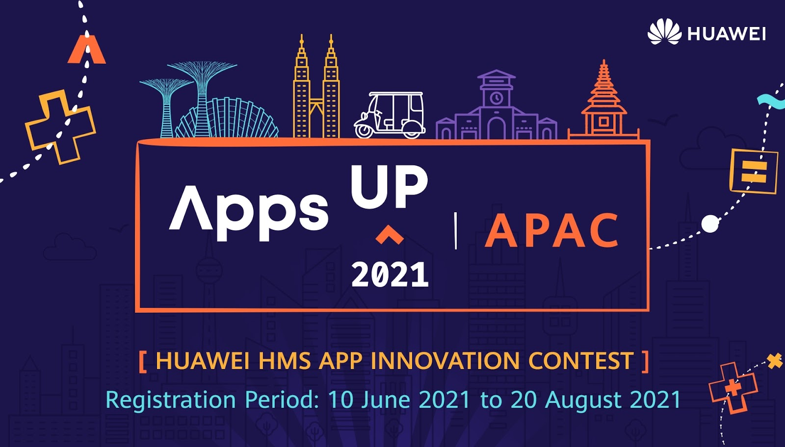 Huawei Mobile Services เปิดตัวการแข่งขัน AppsUP App ปีที่ 2 ในภูมิภาคเอเชียแปซิฟิกชิงเงินรางวัลรวมกว่า 6,000,000 บาท