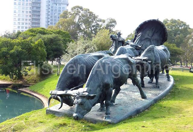 La Carreta, José Belloni, Parque Battle, Montevideo, Uruguay, Elisa N, Blog de Viajes, Lifestyle, Travel