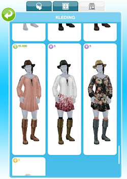 De Sims FreePlay festivaloutfits