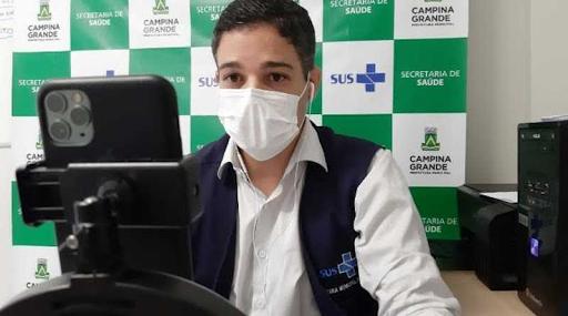 Secretário desmente chegada da vacina contra a Covid-19 em Campina