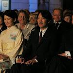 Obisk cesarskega para Akishino - Otvoritev 61. Ljubljanskega Festivala