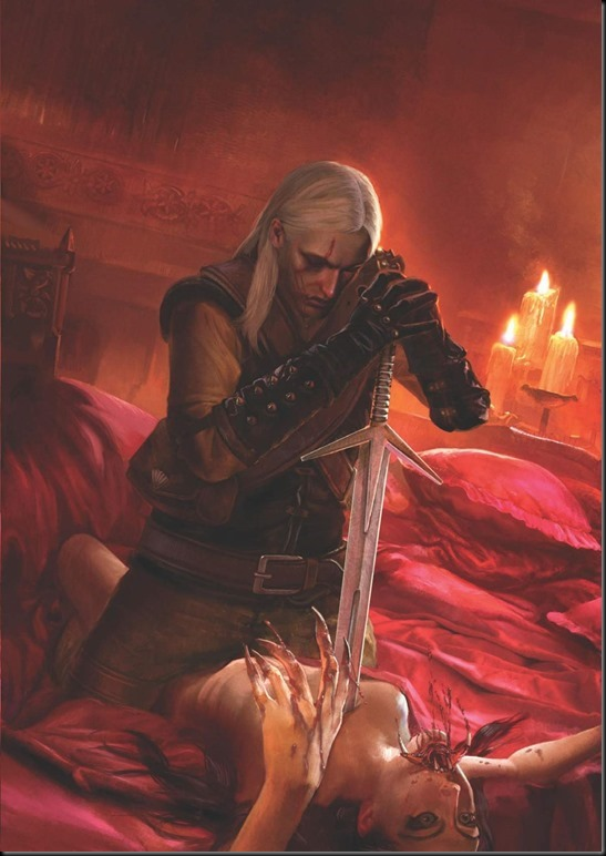 The Witcher (1) _ Artbook_816932-0196