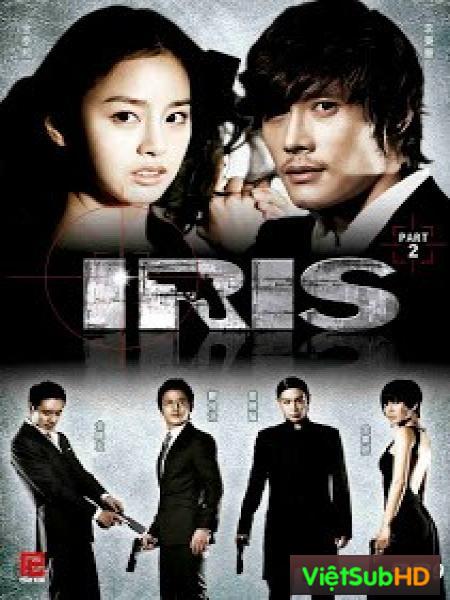 Mật Danh Iris
