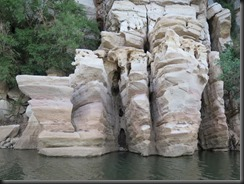 170529 115 Fitzroy Crossing Geikie Gorge NP Boat Trip