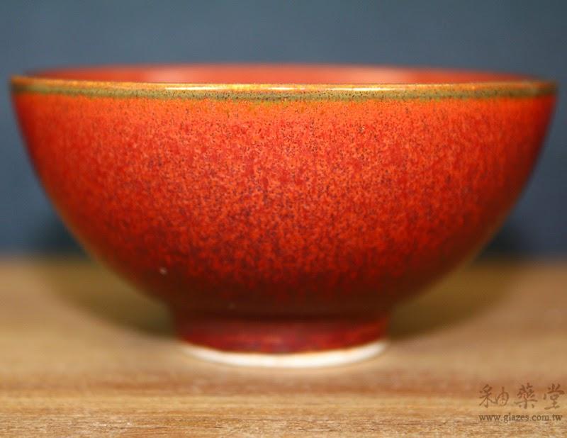 IR-02-鐵紅釉