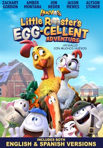 Huevos- Little Rooster's Egg-cellent Adventure - Cuộc phiêu lưu chú gà