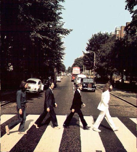 Foto 3 da sessão em Abbey Road