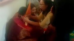 Marga Situmorang Berikan Doa Restu Kepada Marhuale Simbolon Untuk Menjadi Bupati Samosir