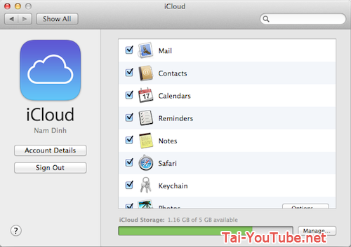 Hình 2 - Những cách bảo mật cho tài khoản iCloud