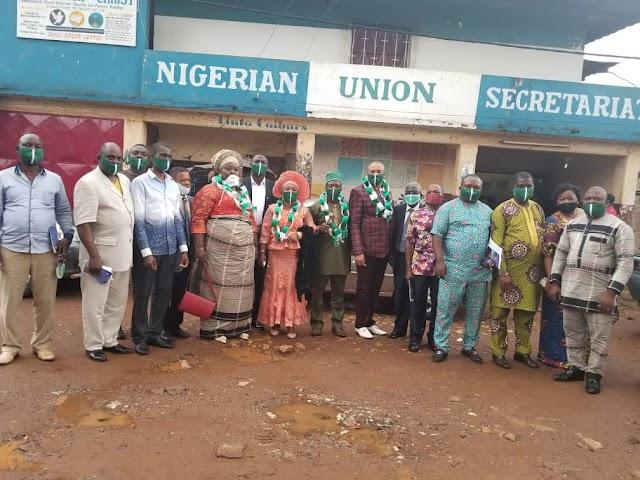 Nigerians Decry Extortion on Bamenda-Ekok Road