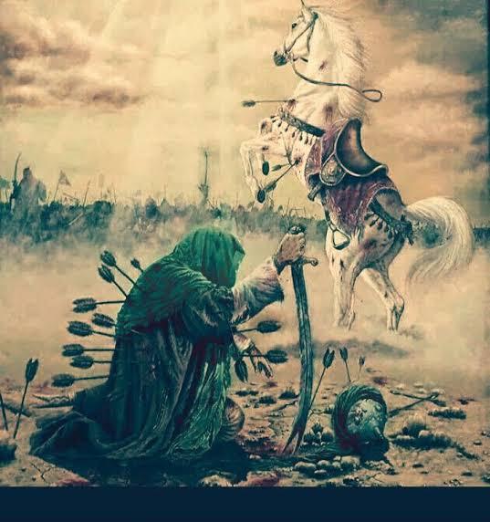 Tragedi di era 'khilafah'. Demi kursi 'khalifah', tak segan penggal leher Cucu Rosulullah SAW