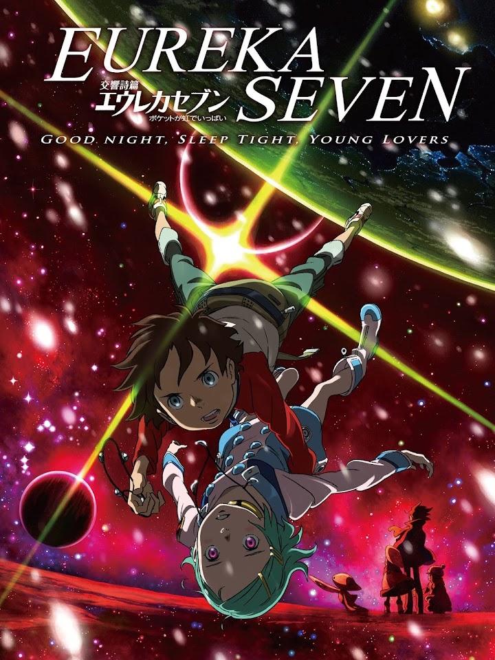 Eureka Seven: Good Night, Sleep Tight, Young Lovers