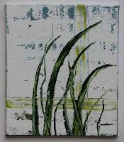 'ErWACHSEN', Öl auf leinwand, 30x40, 2005, verkauft